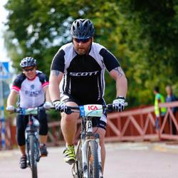 Cycling 45 km - Mattias Jeppesen (6179)