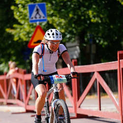 Cycling 45 km - Karin Lindberg (4682)