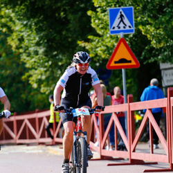 Cycling 45 km - Susanne Edenström (6585)