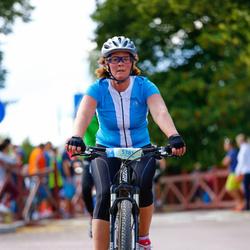 Cycling 45 km - Jenny Bergström (5381)