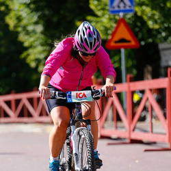 Cycling 45 km - Marie Hansson (4855)