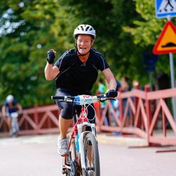 Cycling 45 km - Anna Jerråker (5211)
