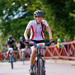 Cycling 45 km - Johanna Eriksson (4644)