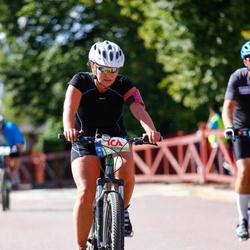 Cycling 45 km - Sara Dybäck (4847)