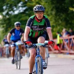 Cycling 45 km - Monia Lennartsson (6174)