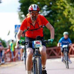 Cycling 45 km - Hans Rönnegård (5438)