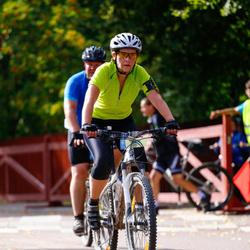 Cycling 45 km