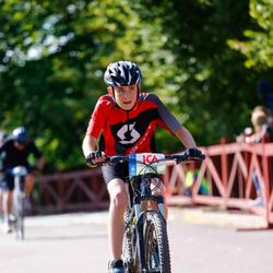 Cycling 45 km - Carina Svensson (5704)
