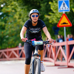 Cycling 45 km - Sarah Thoren (5176)