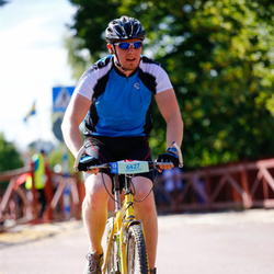 Cycling 45 km - Christian Antvall (6427)