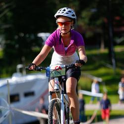 Cycling 45 km - Amanda Pålsson (6146)