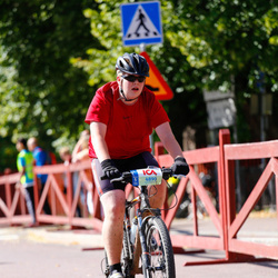 Cycling 45 km - Alfred Bengts (4890)