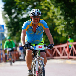 Cycling 45 km - Niklas Eckerlid (6016)