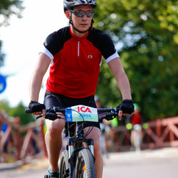 Cycling 45 km - Michael Hjärpe (4904)