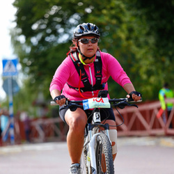 Cycling 45 km - Malin Eriksson (4936)
