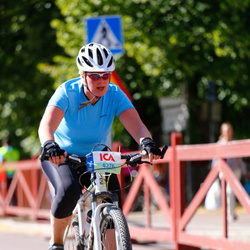Cycling 45 km - Carina Berntsdotter (4276)
