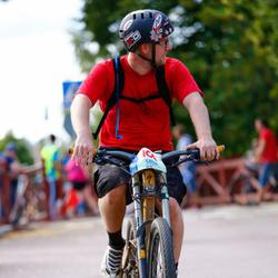Cycling 45 km - Joakim Ström (5858)