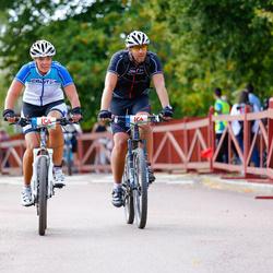Cycling 45 km - Maria Larsson (5459), Ulf Larsson (6630)