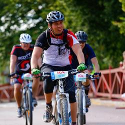 Cycling 45 km - Johan Nilsson (6229)