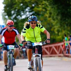 Cycling 45 km - Pia Stöllman (4764)