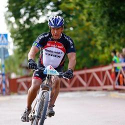 Cycling 45 km - Kir Oknefjell (6648)