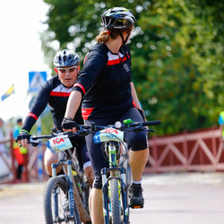 Cycling 45 km - Annika Svensson (5499)