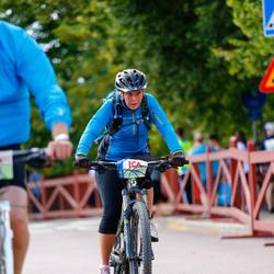 Cycling 45 km - Hanna Rundborg (5155)