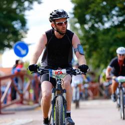 Cycling 45 km - Oskar Gyllin (6127)