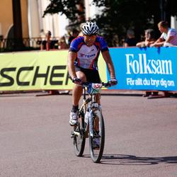Cycling 45 km - Fredrik Svärd (4445)