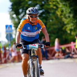 Cycling 45 km - Louise E. Lundqvist (5253)