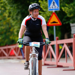 Cycling 45 km - Annica Dofs (6459)