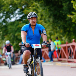 Cycling 45 km - Johan Odhe (5218)