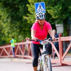 Cycling 45 km - Christina Emilsson (6633)