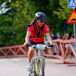 Cycling 45 km - Maria Tigerstrand (5074)