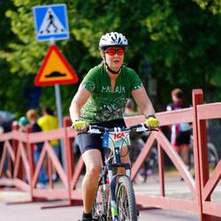 Cycling 45 km - Kristin Berglund (5470)