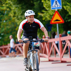Cycling 45 km - Christopher Riikonen (6104)
