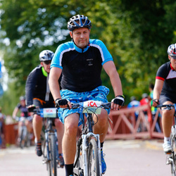 Cycling 45 km - Jonas Johansson (5053)