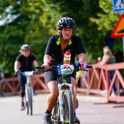 Cycling 45 km - Britta Wallquist (5514)
