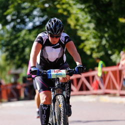 Cycling 45 km - Gabriella Rönneberg Laine (4935)
