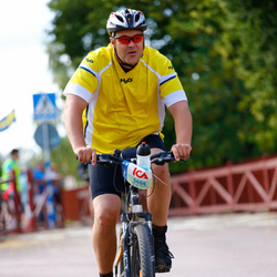 Cycling 45 km - Henrik Lind (5404)