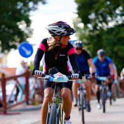 Cycling 45 km - Linda Venöstrand (6020)