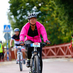 Cycling 45 km - Therese Abrahamsson (4309)