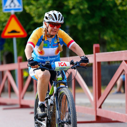 Cycling 45 km - Cathrin Lundqvist (4845)