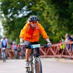 Cycling 45 km - Maria Jarefalk (5751)