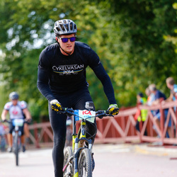 Cycling 45 km - Alexander Johansson (6196)