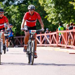 Cycling 45 km - Alexander Skogsmark (5474), Leif Skogsmark (5475)