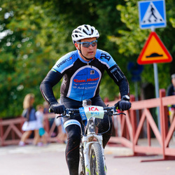 Cycling 45 km - Camilla Törnblad (6083)