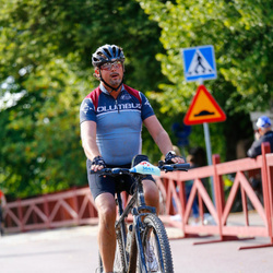 Cycling 45 km - Carl-Henrik Greko (5643)