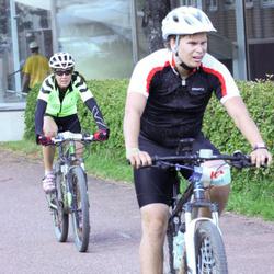 Cycling 45 km - Christopher Riikonen (6104)