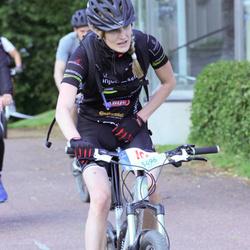 Cycling 45 km - Emma Lemon (5496)